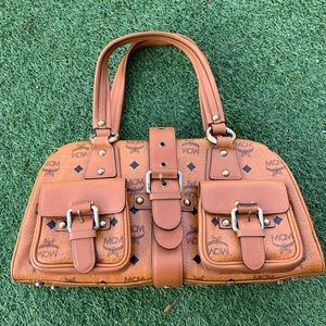 MCM handbag/shoulder bag Authentic